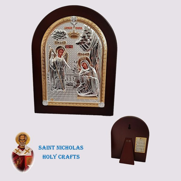 Olive-Wood-Saint-Nicholas-Holy-Crafts-Olive-Wood-Annunciation-Nikolaus-Silver-Icon