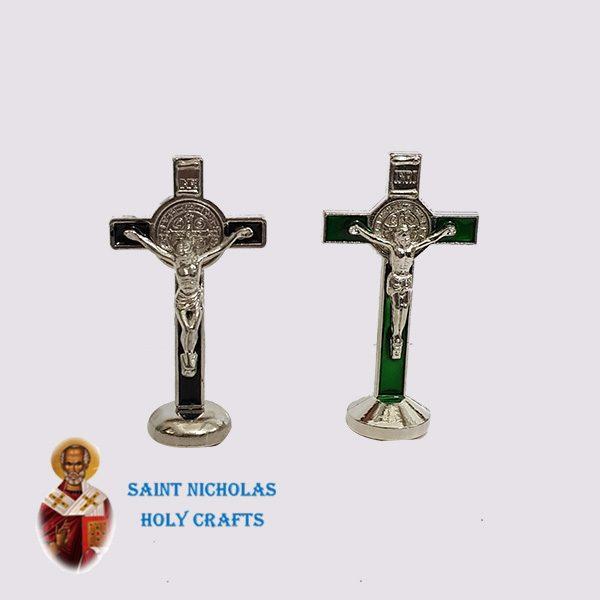 Olive-Wood-Saint-Nicholas-Holy-Crafts-Olive-Wood-Car-Cross
