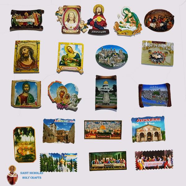 Olive-Wood-Saint-Nicholas-Holy-Crafts-Olive-Wood-Ceramic-Magnet
