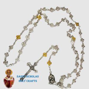Olive-Wood-Saint-Nicholas-Holy-Crafts-Olive-Wood-Crosses-Pendants-Rosary