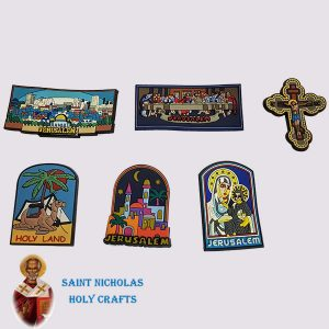 Olive-Wood-Saint-Nicholas-Holy-Crafts-Olive-Wood-Decorated-Leather-Magnet