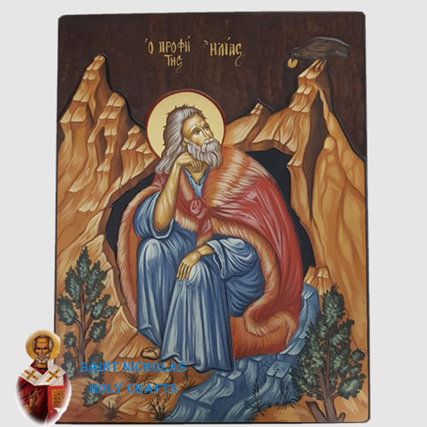 Olive-Wood-Saint-Nicholas-Holy-Crafts-Olive-Wood-Elia-Cave-Hand-Painted-Icon