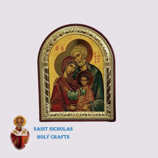 Olive-Wood-Saint-Nicholas-Holy-Crafts-Olive-Wood-Frame-Angel-Icon