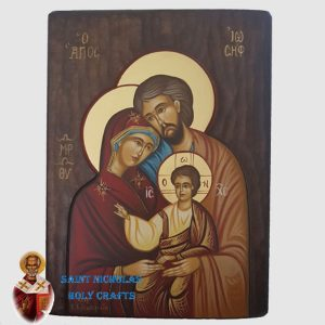Olive-Wood-Saint-Nicholas-Holy-Crafts-Olive-Wood-Holy-Family-Hand-Painted-Icon