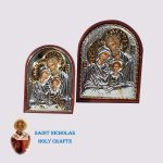 Olive-Wood-Saint-Nicholas-Holy-Crafts-Olive-Wood-Holy-Family-Silver-Angel-Icon-1