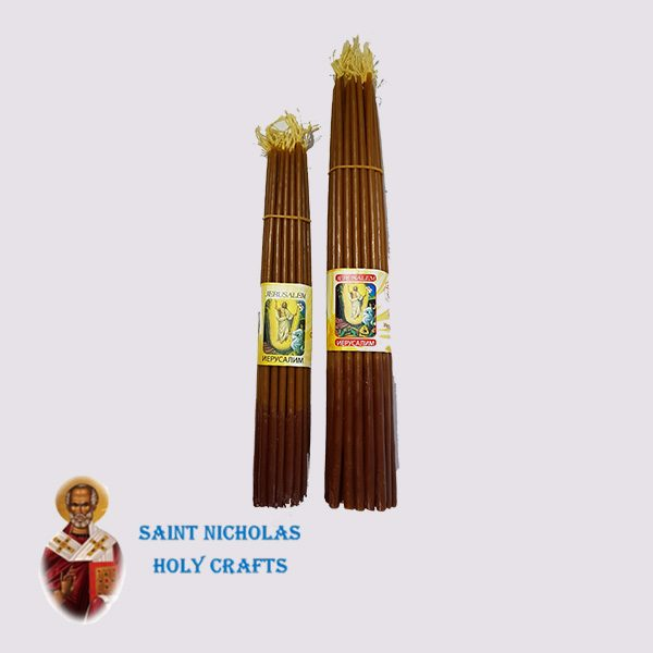 Olive-Wood-Saint-Nicholas-Holy-Crafts-Olive-Wood-Honey-33-Candle