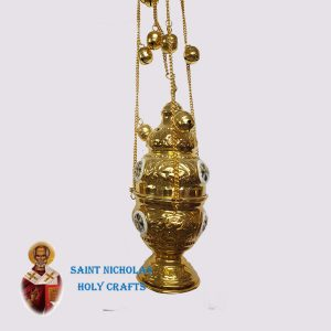 Olive-Wood-Saint-Nicholas-Holy-Crafts-Olive-Wood-Incense-Burner-5484