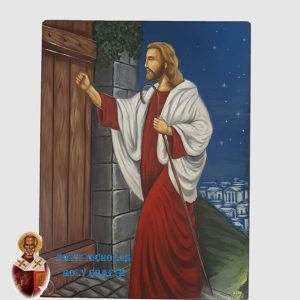 Olive-Wood-Saint-Nicholas-Holy-Crafts-Olive-Wood-Knocking-Door-Hand-Painted-Icon