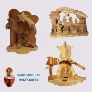 Olive-Wood-Saint-Nicholas-Holy-Crafts-Olive-Wood-Lace-Nativity-Set