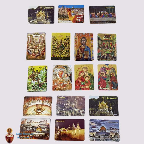 Olive-Wood-Saint-Nicholas-Holy-Crafts-Olive-Wood-Leather-Magnet