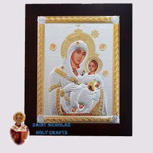 Olive-Wood-Saint-Nicholas-Holy-Crafts-Olive-Wood-Mary-Of-Bethlehem-Nikolaus-Silver-Big-Icon