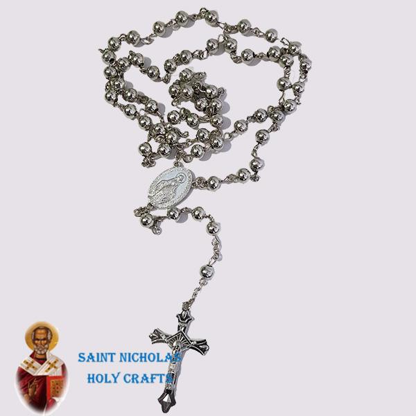 Olive-Wood-Saint-Nicholas-Holy-Crafts-Olive-Wood-Metal-Rosary