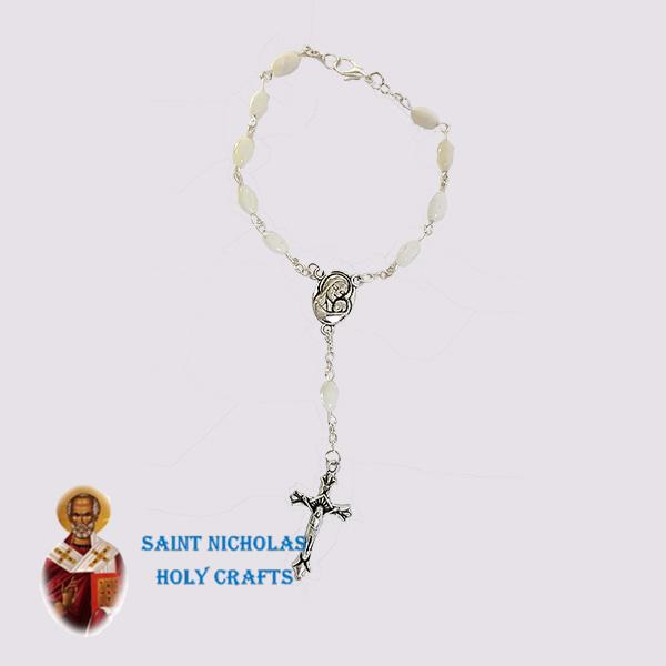 Olive-Wood-Saint-Nicholas-Holy-Crafts-Olive-Wood-Mother-Of-Pearl-Bracelet