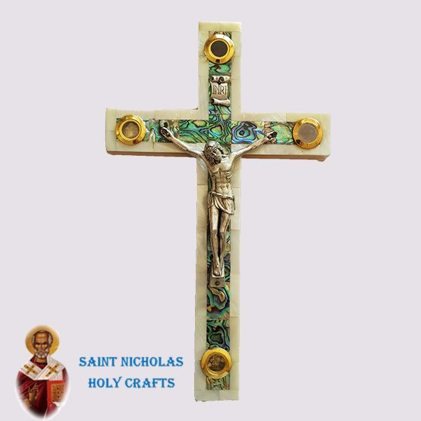Olive-Wood-Saint-Nicholas-Holy-Crafts-Olive-Wood-Mother-Of-Pearl-Cross