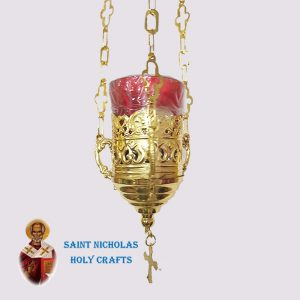 Olive-Wood-Saint-Nicholas-Holy-Crafts-Olive-Wood-Oil-Lamp-5704