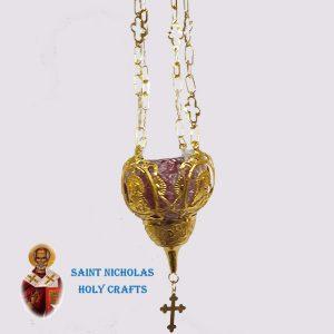 Olive-Wood-Saint-Nicholas-Holy-Crafts-Olive-Wood-Oil-Lamp-6599