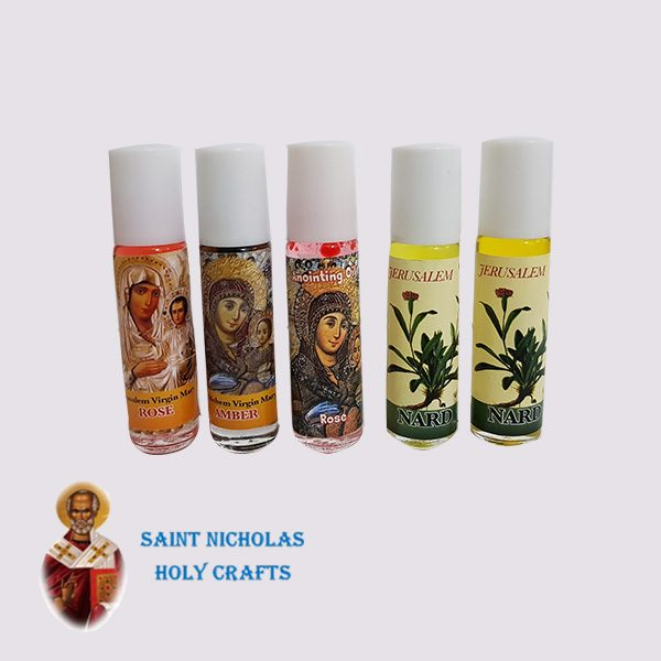Olive-Wood-Saint-Nicholas-Holy-Crafts-Olive-Wood-Oil-With-Perfume