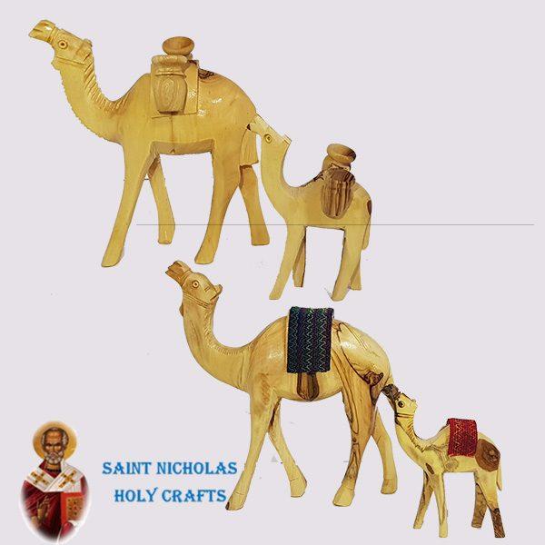 Olive-Wood-Saint-Nicholas-Holy-Crafts-Olive-Wood-Olive-Wood-Camel