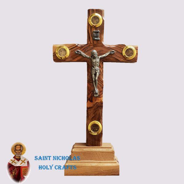 Olive-Wood-Saint-Nicholas-Holy-Crafts-Olive-Wood-Olive-Wood-Cross..