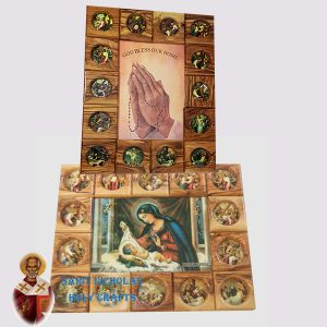 Olive-Wood-Saint-Nicholas-Holy-Crafts-Olive-Wood-Olive-Wood-Stations-Board