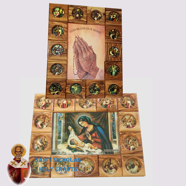 Olive-Wood-Saint-Nicholas-Holy-Crafts-Olive-Wood-Olive-Wood-Stations-Board