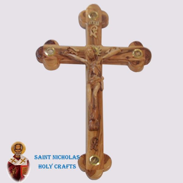 Olive-Wood-Saint-Nicholas-Holy-Crafts-Olive-Wood-Olive-Wood.-Cross