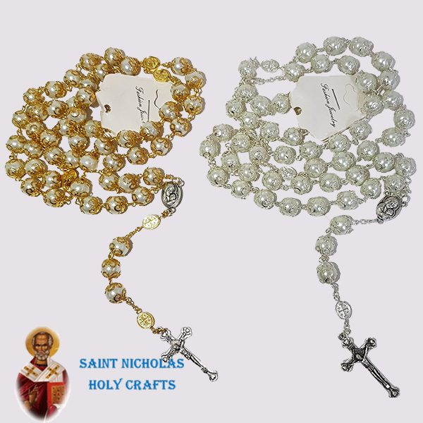 Olive-Wood-Saint-Nicholas-Holy-Crafts-Olive-Wood-Pearl-Rosary-With-Cap