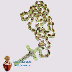 Olive-Wood-Saint-Nicholas-Holy-Crafts-Olive-Wood-Saints-Wall-Hanging-Phosphor-Rosary