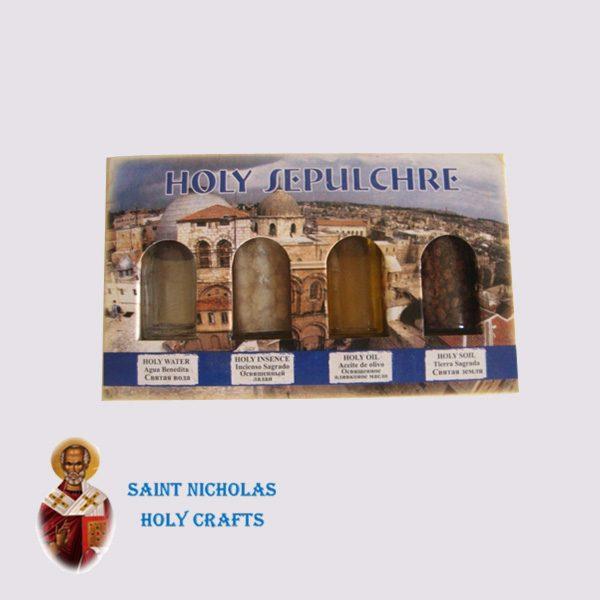 Olive-Wood-Saint-Nicholas-Holy-Crafts-Olive-Wood-Set-Of-4-Bottles