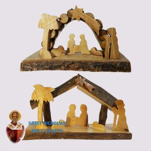 Olive-Wood-Saint-Nicholas-Holy-Crafts-Olive-Wood-Small-Nativity-Set