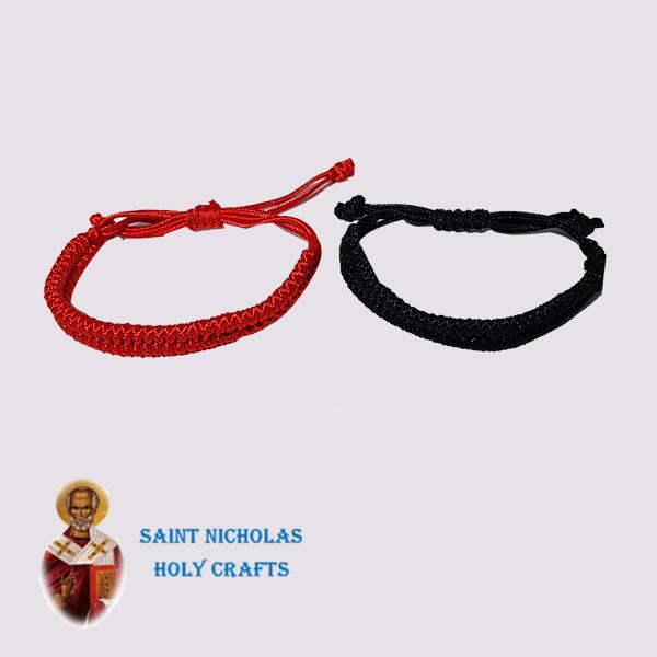 Olive-Wood-Saint-Nicholas-Holy-Crafts-Olive-Wood-Thread-Bracelet