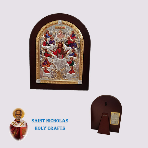 Olive-Wood-Saint-Nicholas-Holy-Crafts-Olive-Wood-Tree-Of-Life-Nikolaus-Silver-Icon