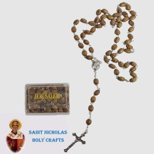 Olive-Wood-Saint-Nicholas-Holy-Crafts-Olive-Wood-Wire-Wood-Rosary