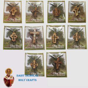 olive-wood-saint-nicholas-holy-crafts-olive-wood-Olive-Wood-Charms-1