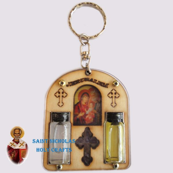 olive-wood-saint-nicholas-holy-crafts-olive-wood-laser-Key-Chain-49