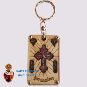 olive-wood-saint-nicholas-holy-crafts-olive-wood-laser-Key-Chain-50