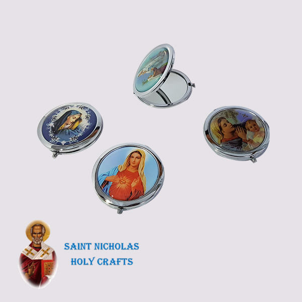 Olive-Wood-Saint-Nicholas-Holy-Crafts-Mirror