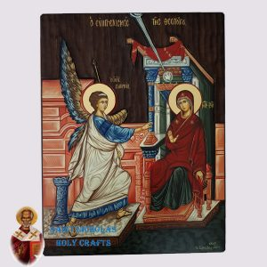 Olive-Wood-Saint-Nicholas-Holy-Crafts-Olive-Wood-Annunciation-Hand-Painted-Icon