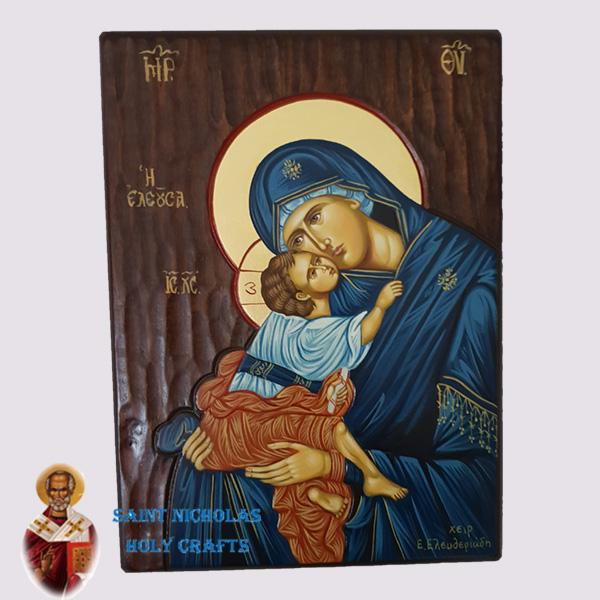 Olive-Wood-Saint-Nicholas-Holy-Crafts-Olive-Wood-Eliossa-Hand-Painted-Icon