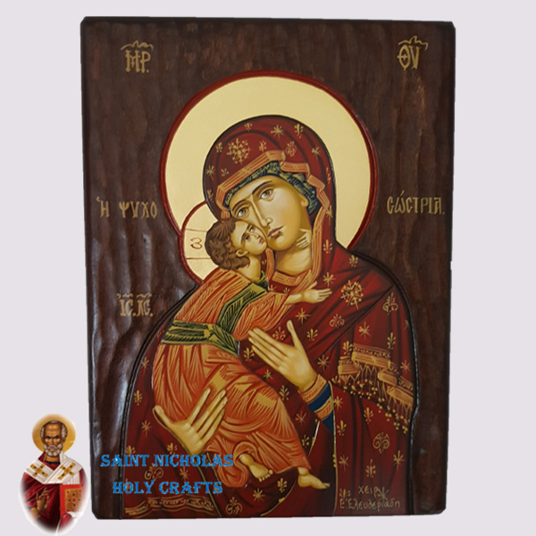 Olive-Wood-Saint-Nicholas-Holy-Crafts-Olive-Wood-Psychosistria-Hand-Painted-Icon