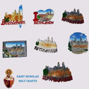 Olive-Wood-Saint-Nicholas-Holy-Crafts-Bethlehem-Ceramic-Magnet