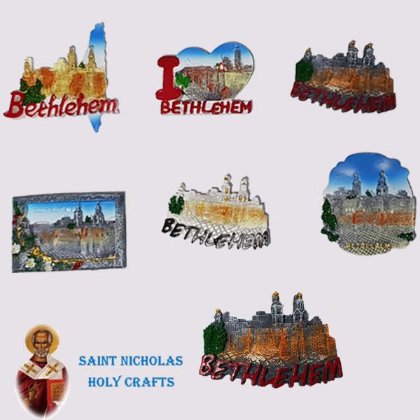 Olive-Wood-Saint-Nicholas-Holy-Crafts-Bethlehem-Ceramic-Magnet
