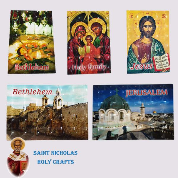 Olive-Wood-Saint-Nicholas-Holy-Crafts-14-CM-Leather-Magnet