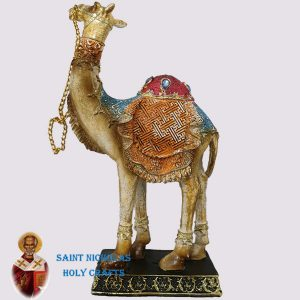 Olive-Wood-Saint-Nicholas-Holy-Crafts-Camel-Statue
