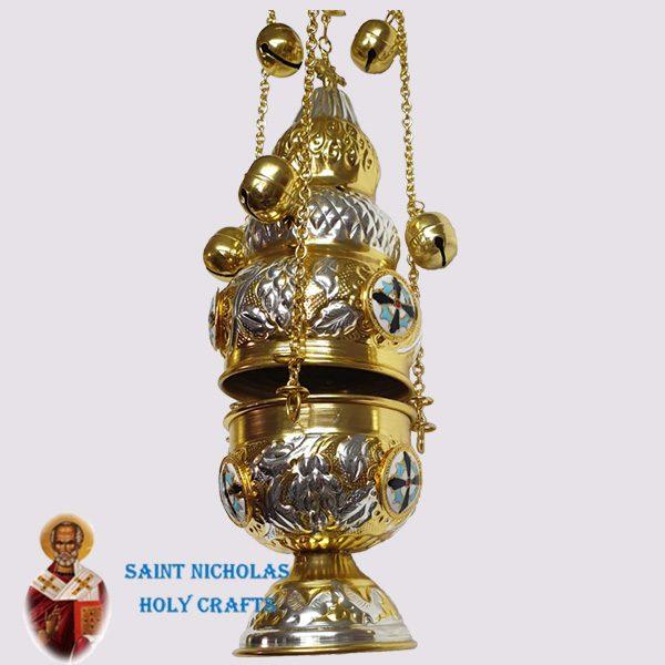 Olive-Wood-Saint-Nicholas-Holy-Crafts-Olive-Wood-Incense-Burner-7013