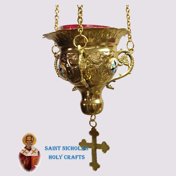 Olive-Wood-Saint-Nicholas-Holy-Crafts-Olive-Wood-Oil-Lamp-7033