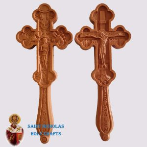 Olive-Wood-Saint-Nicholas-Holy-Crafts-Big-Blessing-Cross