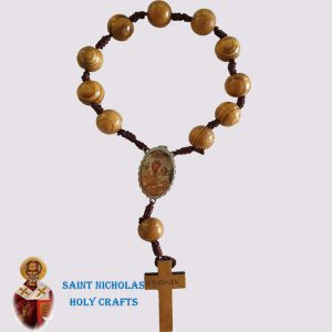 Olive-Wood-Saint-Nicholas-Holy-Crafts-Car-Rosary