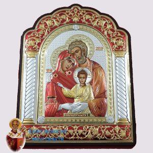 Nikolaus Silver Icons