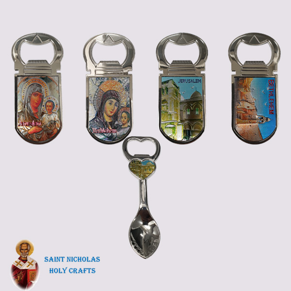 olive-wood-saint-nicholas-holy-crafts-Can-Opener-Magnet